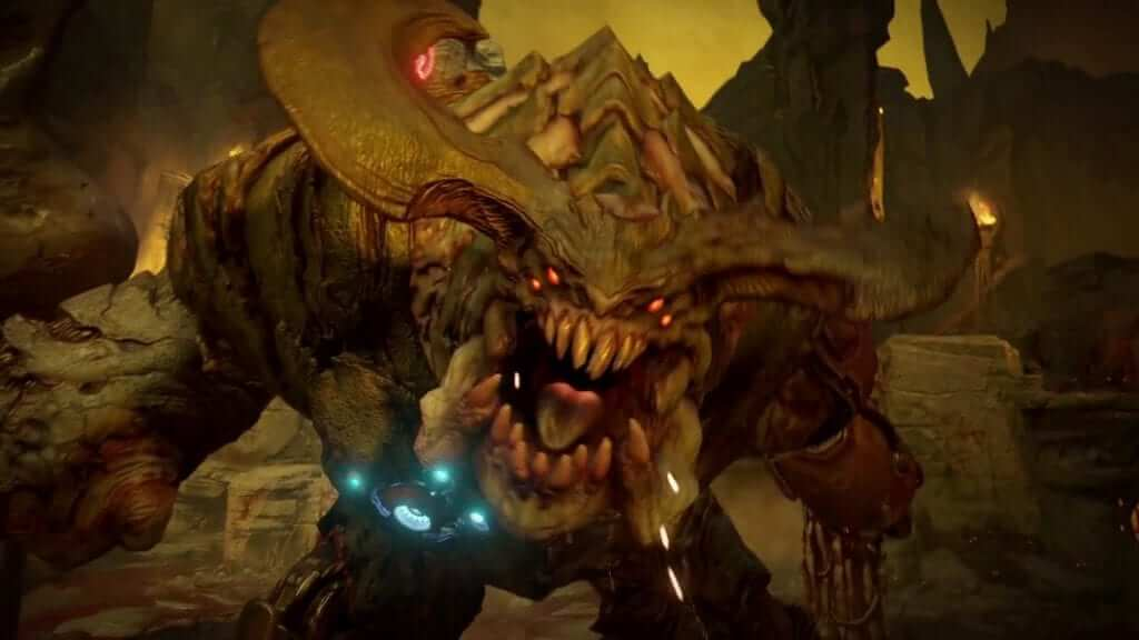 Doom's Campaign Is About 13 Hours, Developer Says