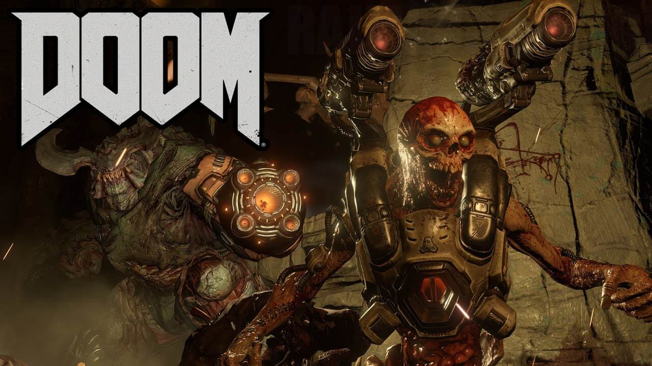 Doom Release Date and Collector's Edition Announced