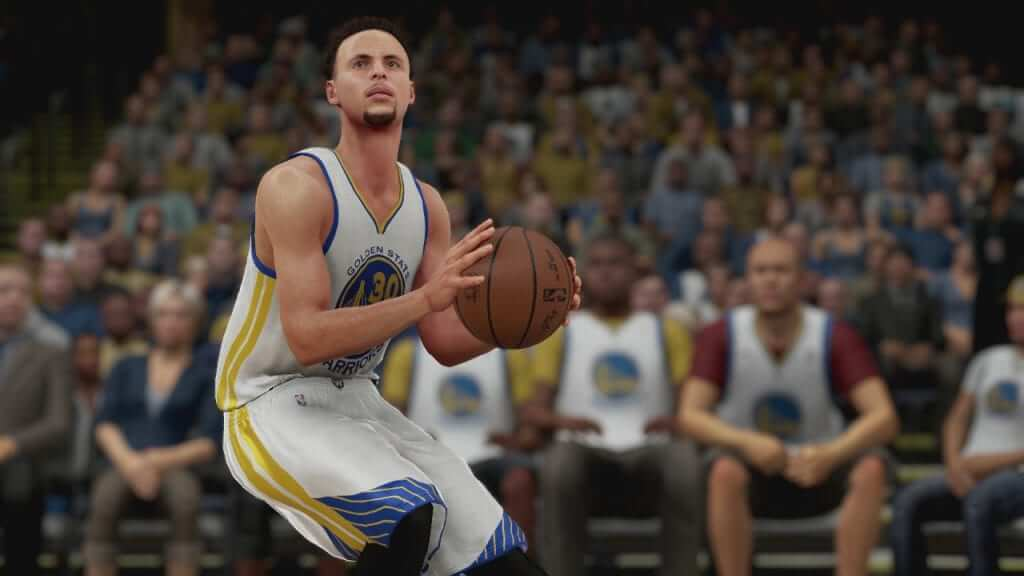 Steph Curry Causes 2K to Retool Their NBA Series