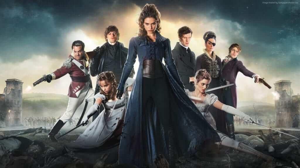 Pride and Prejudice and Zombies Review