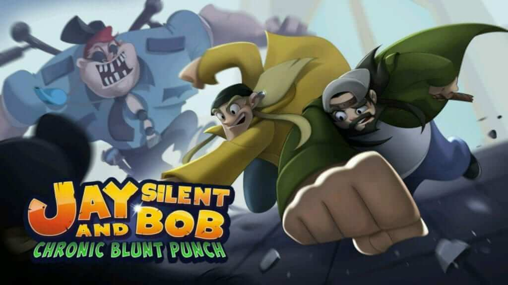 Jay and Silent Bob Crowdsourced Video Game Announced