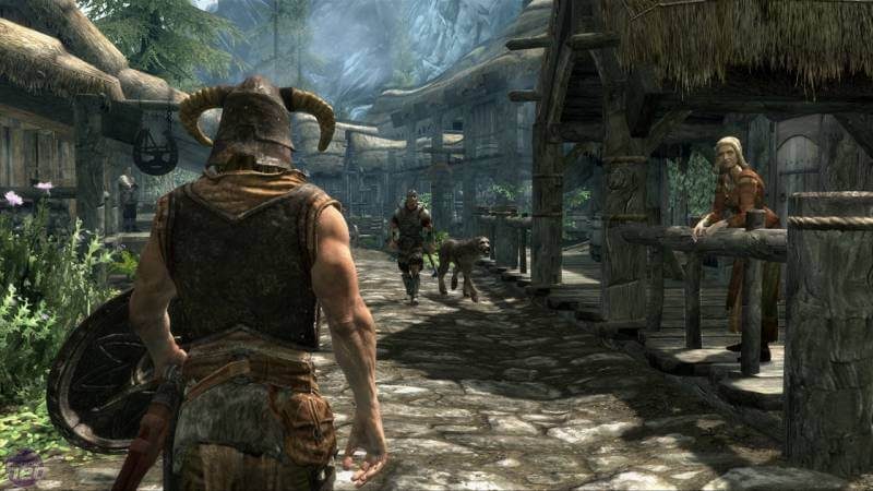 Will Bethesda tease the next entry in The Elder Scrolls? We can only hope!