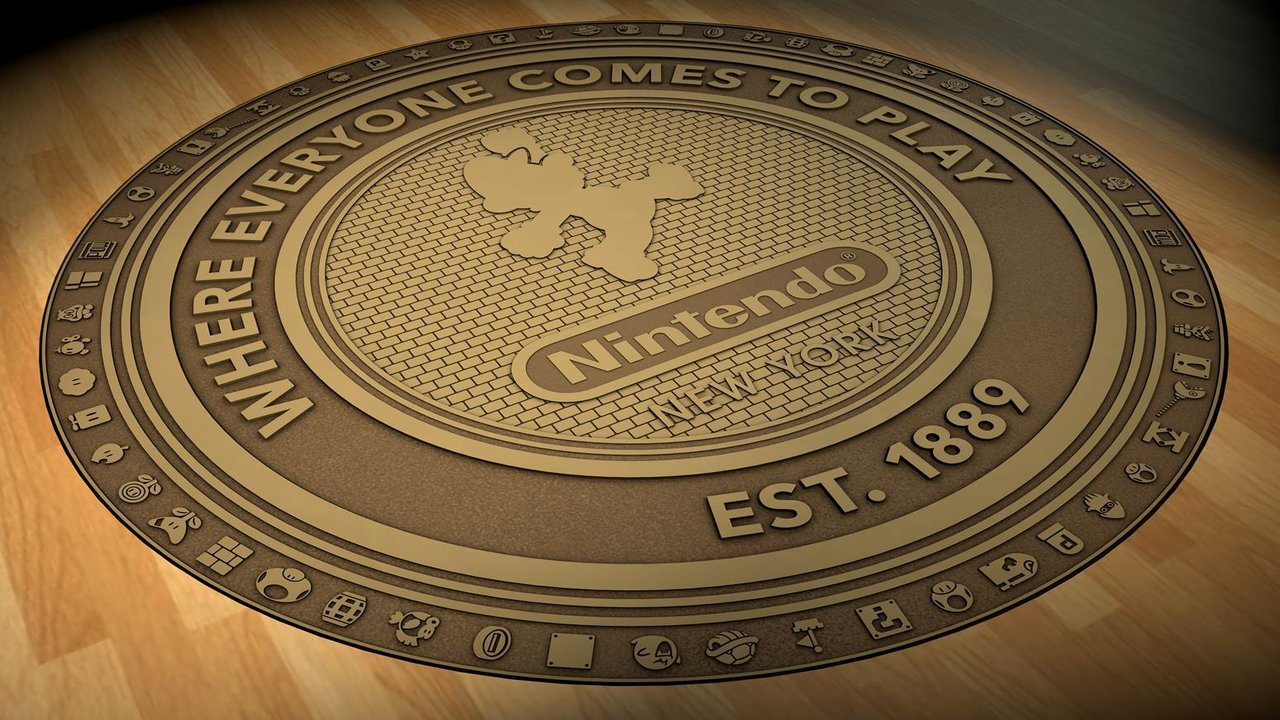 The Nintendo NY Store Has Now Reopened
