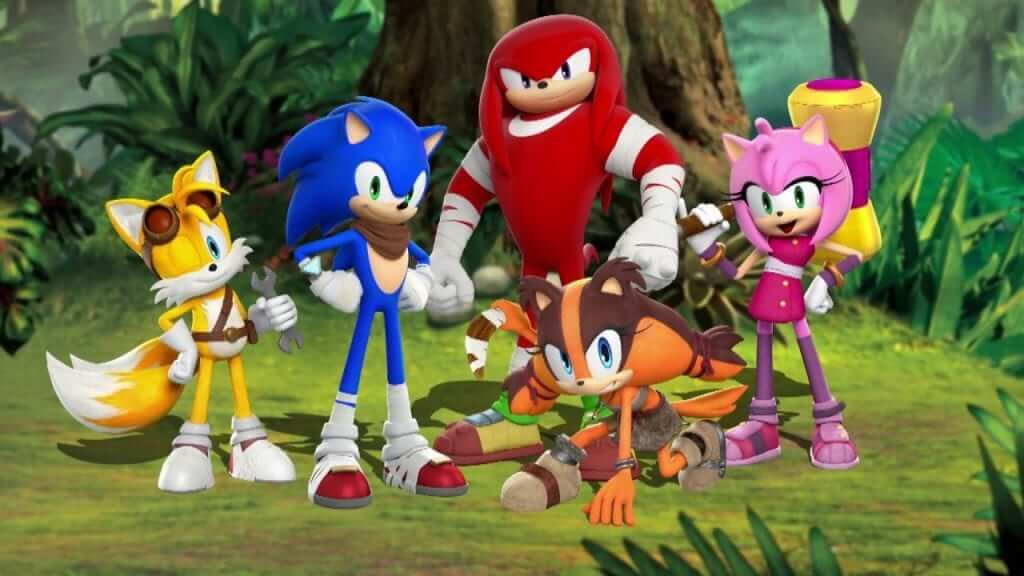 Sonic The Hedgehog Live Action Movie In The Works