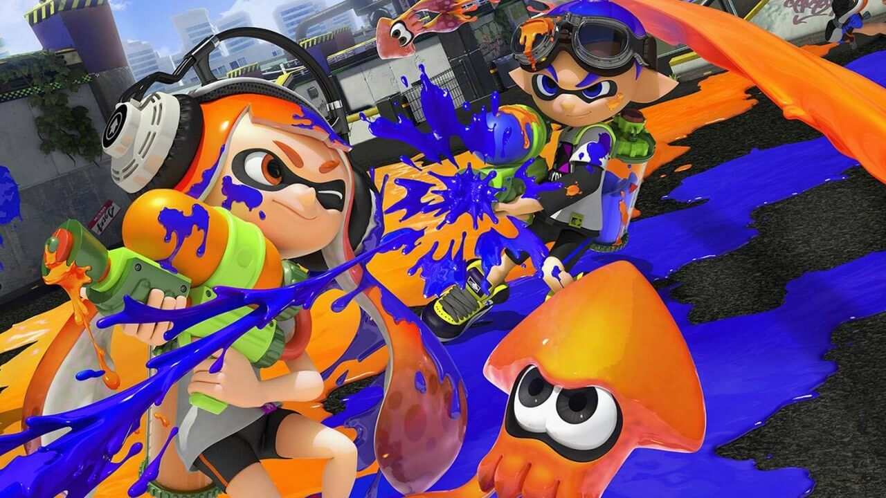 Next Splatoon Splatfest to be Pokemon Themed