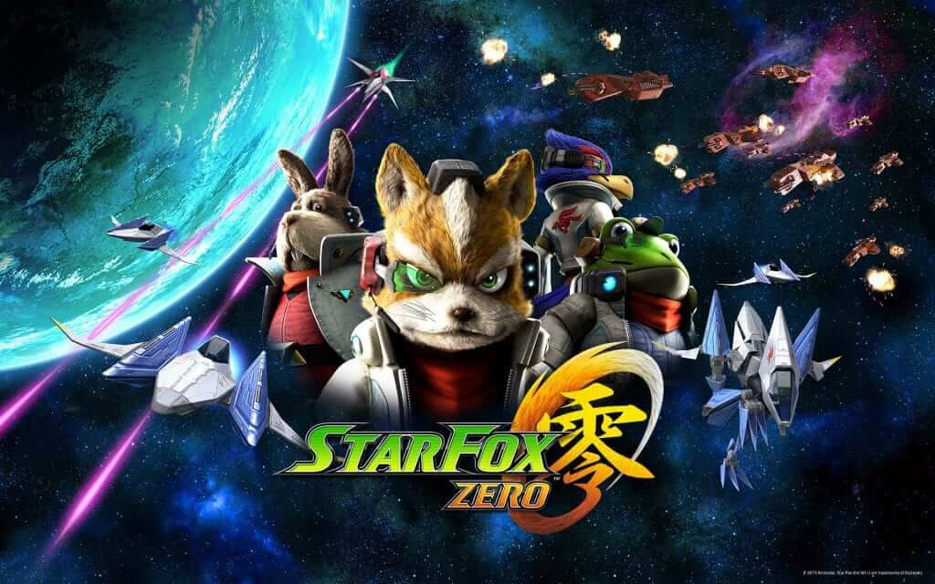Starfox Zero Is One of The Few Titles Coming To Wii U