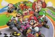 Fan-Made Super Mario Kart Video With 101 Characters