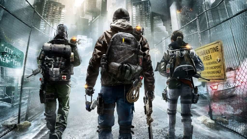The Division Open Beta Available on February 19