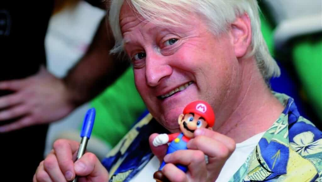 Charles Martinet Special Guest at Nintendo World Reopening
