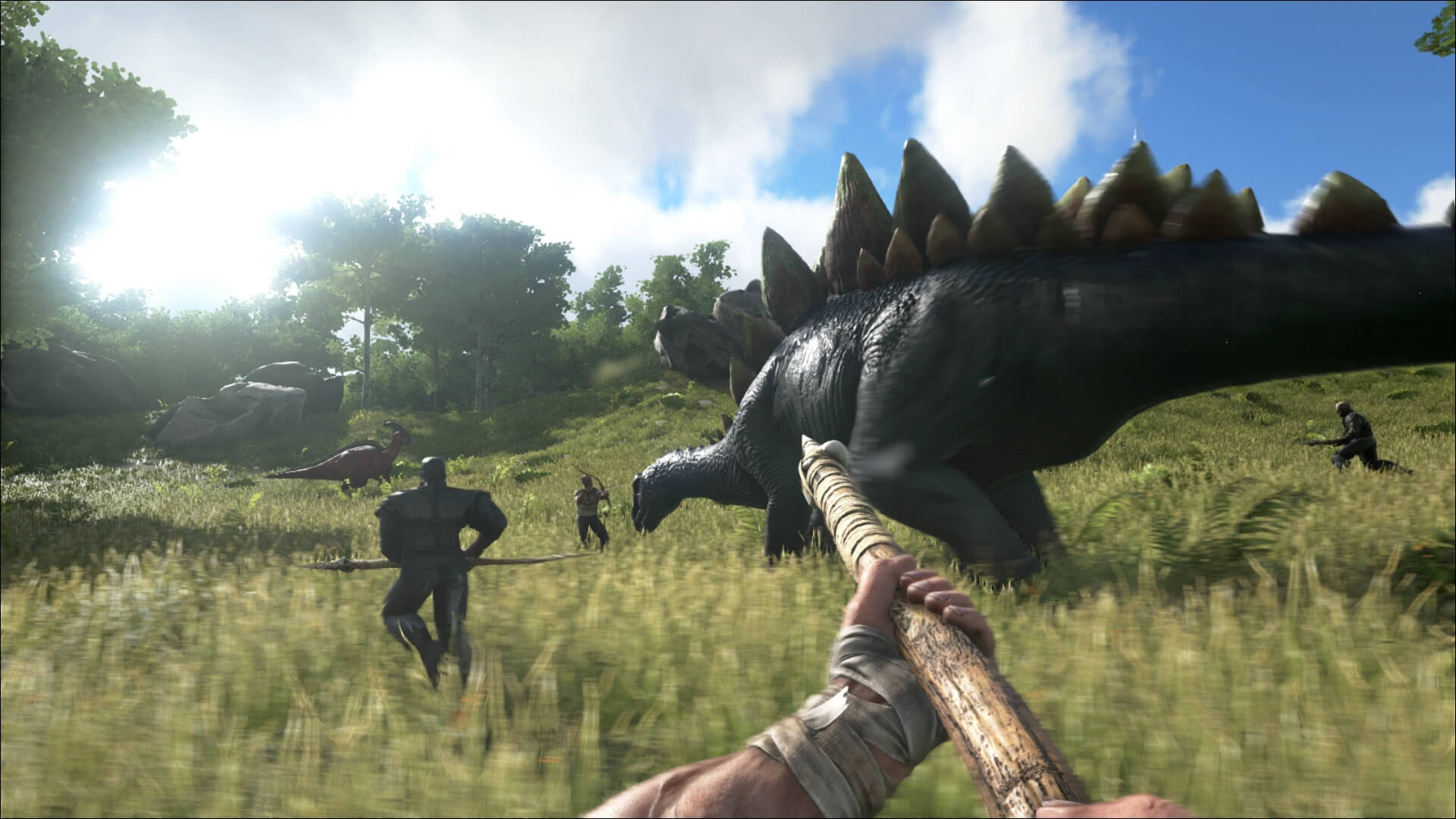 How the Xbox Game Preview Changed Ark: Survival Evolved