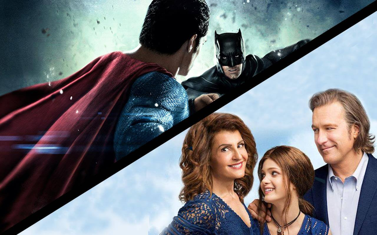Batman v Superman vs My Big Fat Greek Wedding 2
