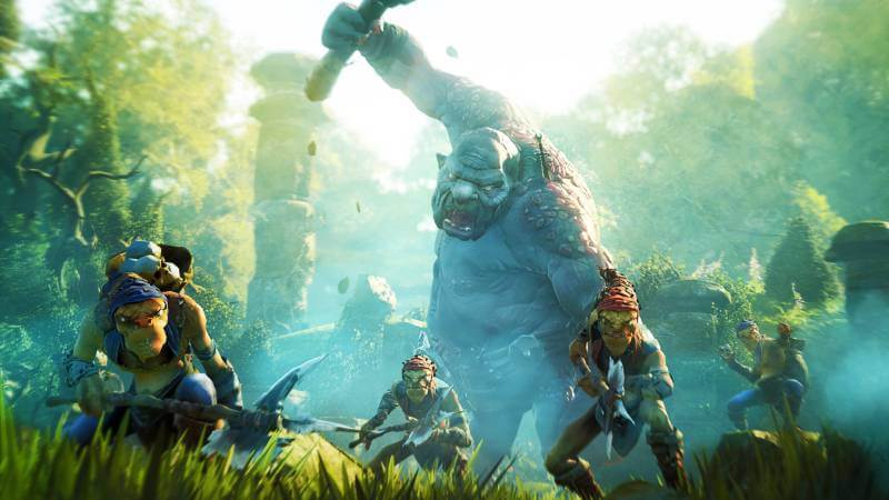 Fable Legends was a new take on asymmetrical multiplayer.