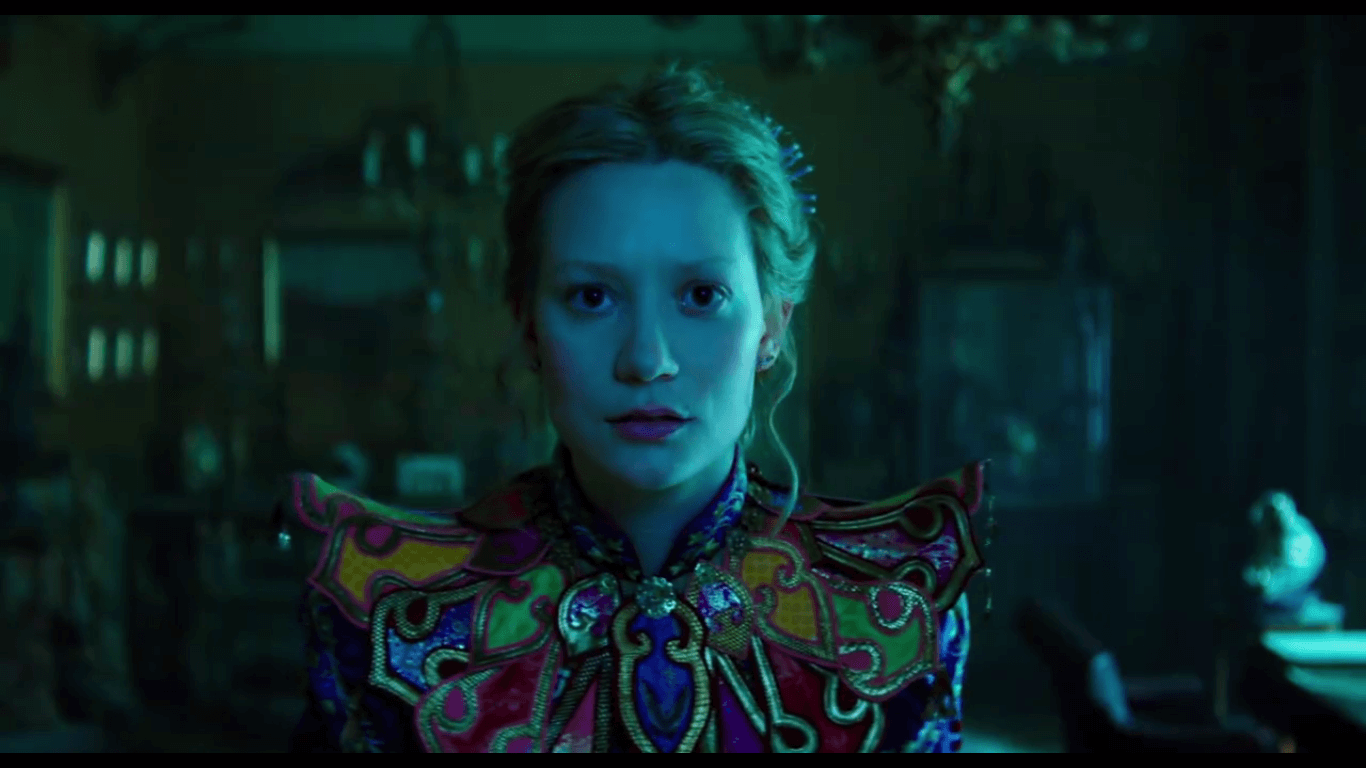 New 'Alice Through The Looking Glass' Trailer Shows More Story