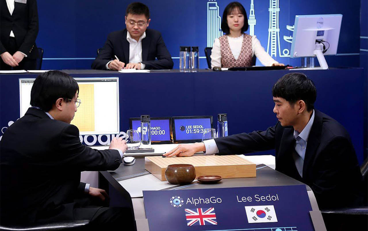 Google AI Beats Top Human Player At Go