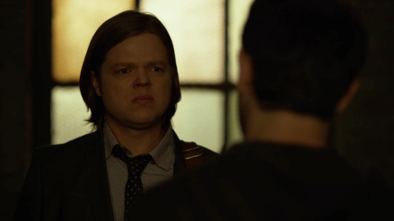 Foggy Nelson takes a decided backseat this season. Maybe he's not the best friend to Matt we all thought he was?