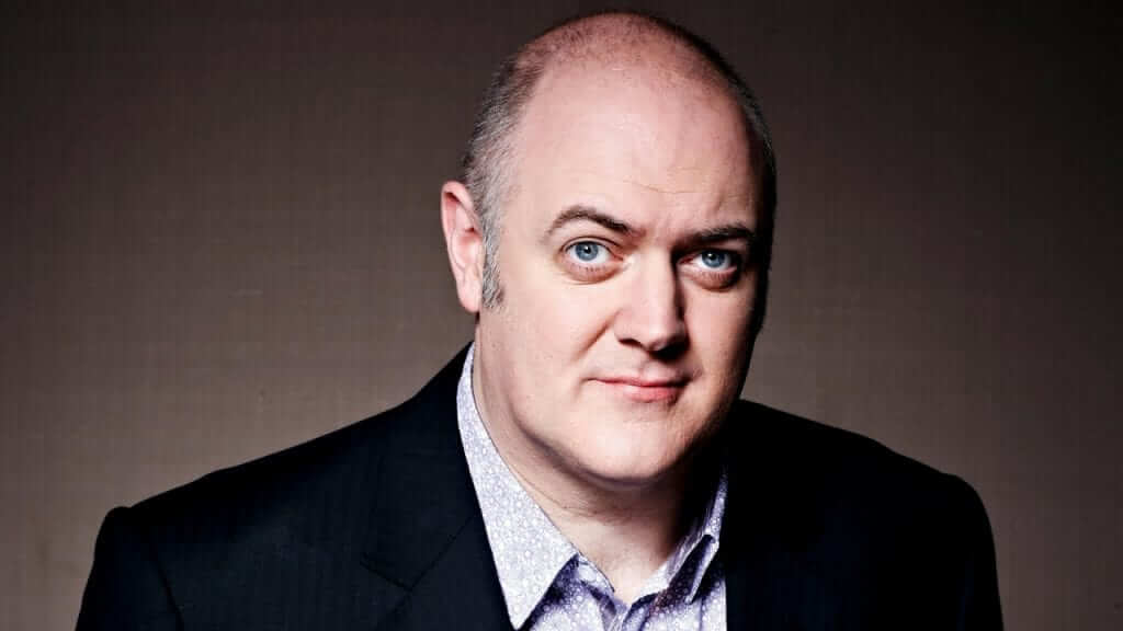 Dara O Briain to Host Video Game Show Go 8 Bit