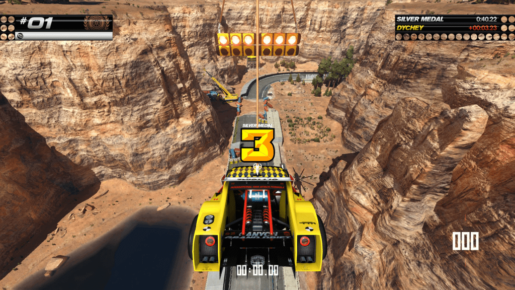 With 200 Tracks, Trackmania Turbo Has A Lot of Content