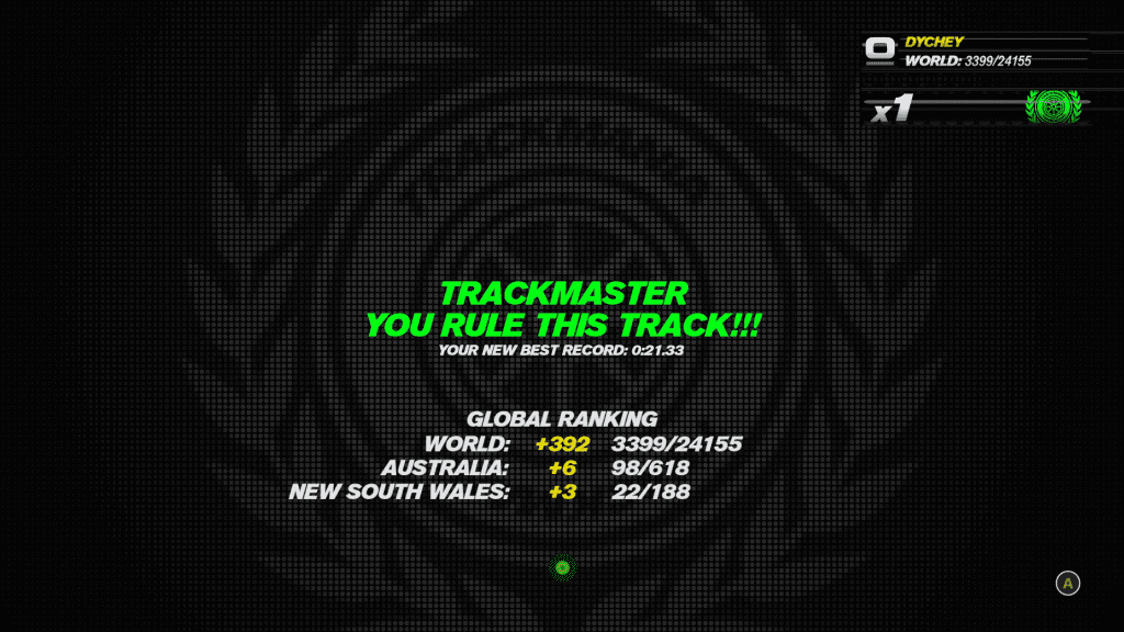 Becoming The Trackmaster Means You Beat The Creators Course Time