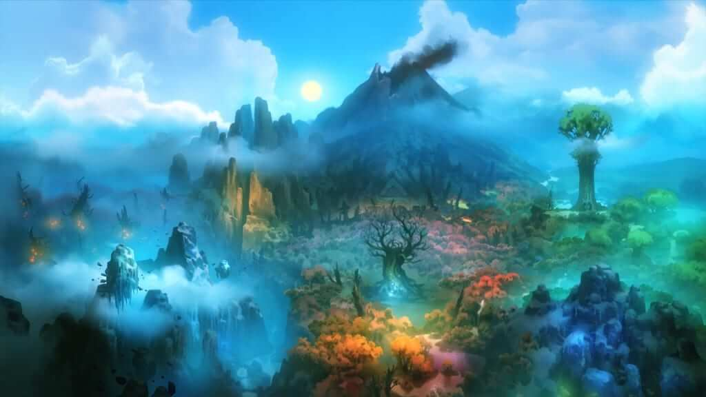 Ori and the Blind Forest 3