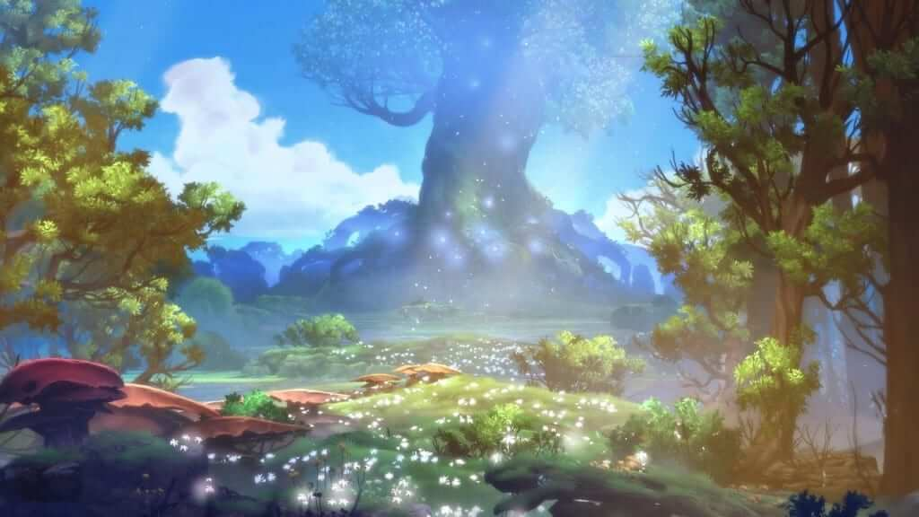 Ori and Blind Forest 1