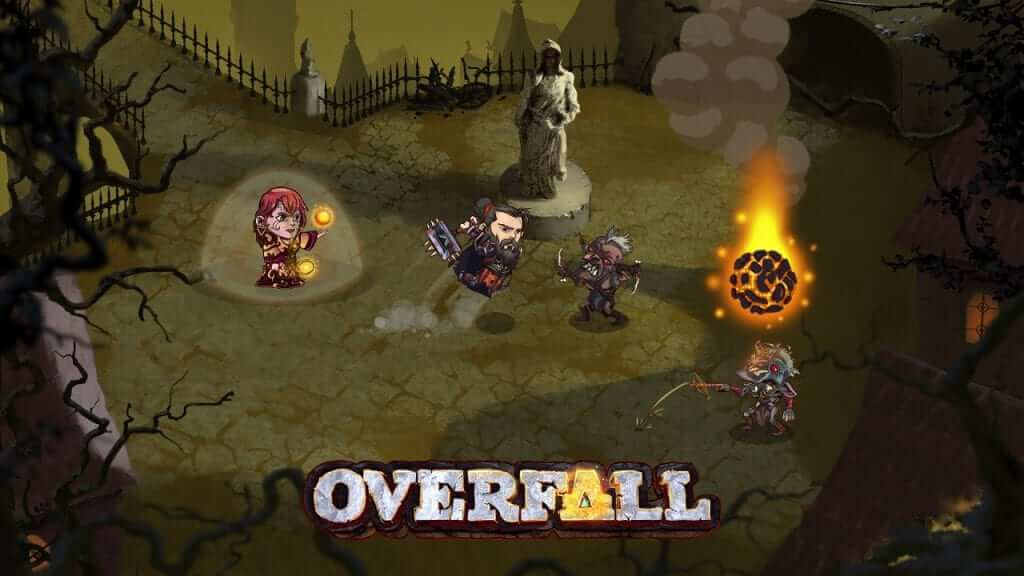 Overfall Now Available on Early Access