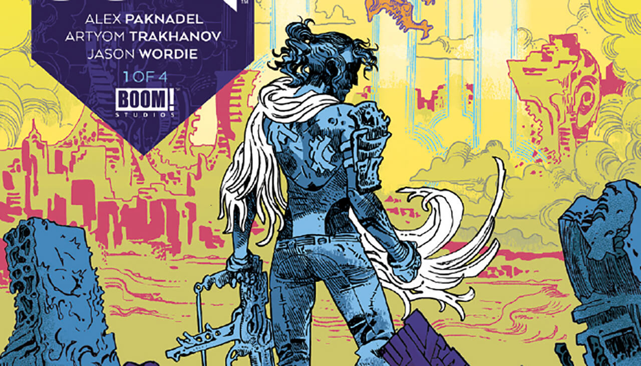 Paknadel & Trakhanov's Turncoat #1 Review