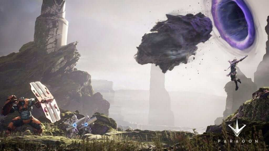 Paragon Coming to Early Access March 18