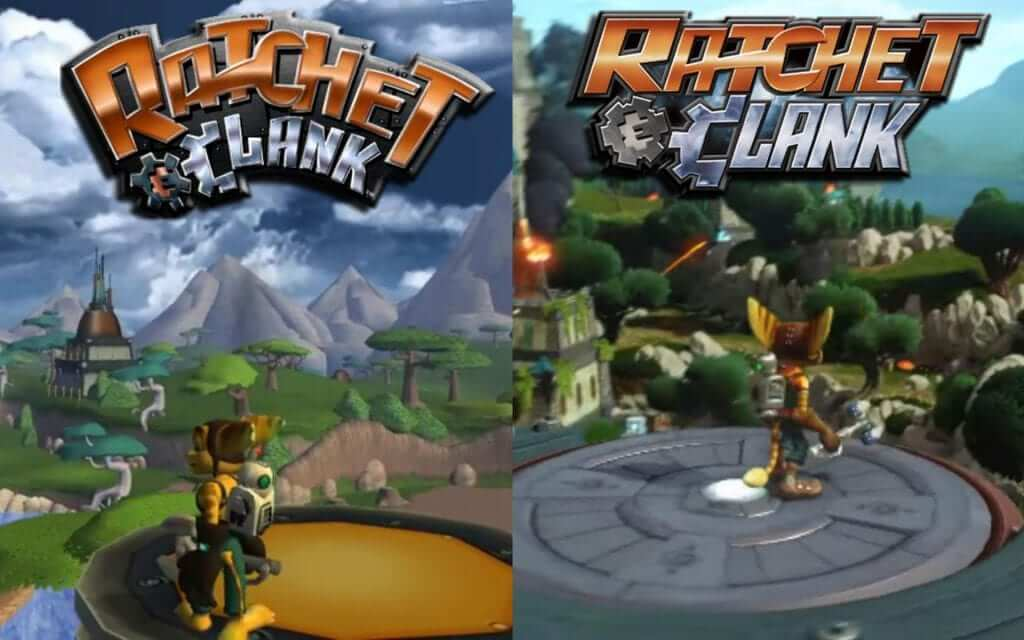 ratchet and clank wallpaper ps4
