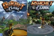 Ratchet and Clank Comparison PS2 VS PS4