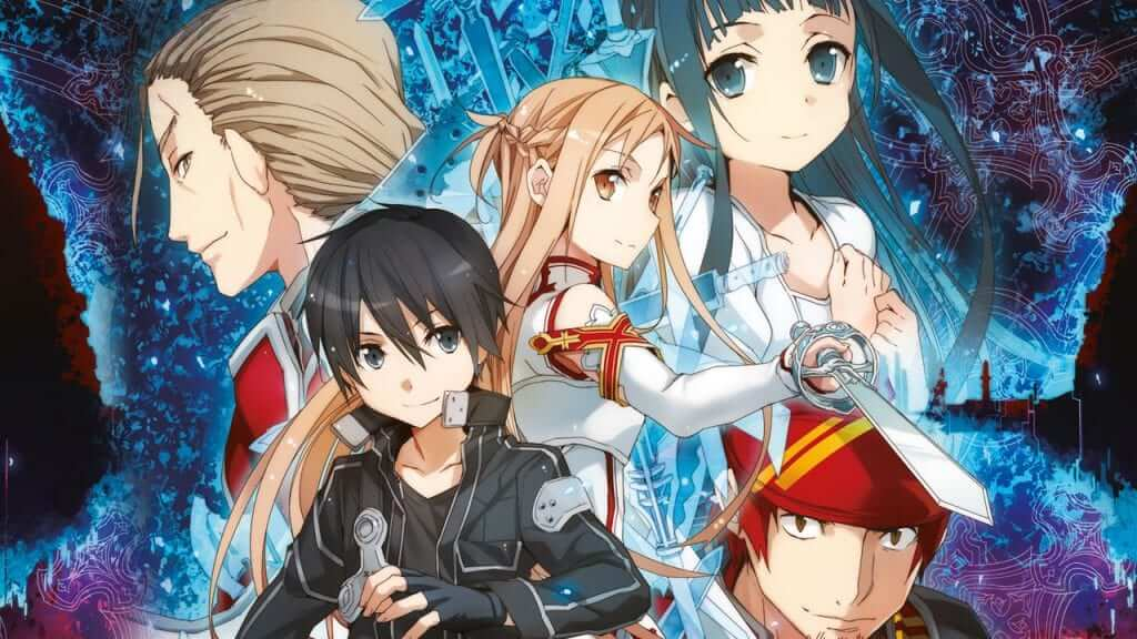 Sword Art Online: Ordinal Scale film Set for 2017