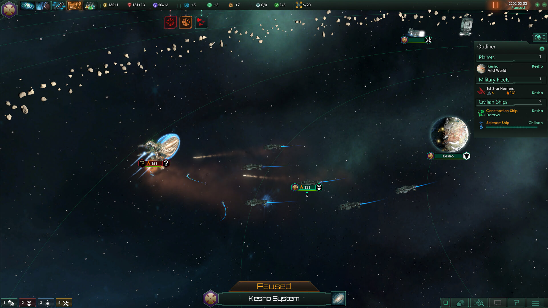 Stellaris Development Diary #25: Unique Technologies