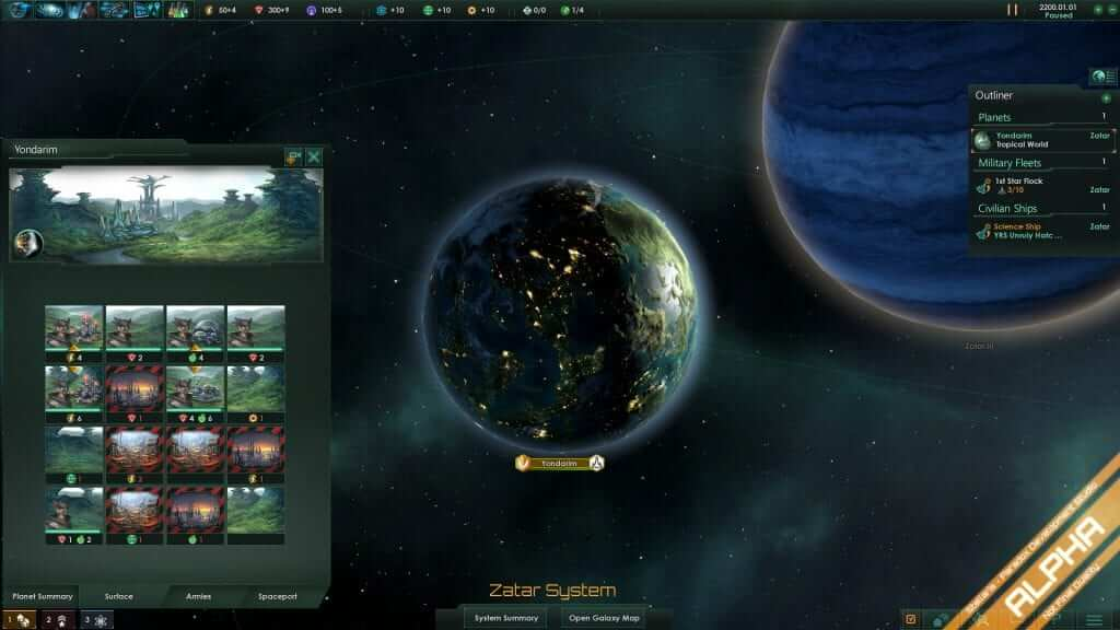 Stellaris Development Diary #27: The Sound of Music