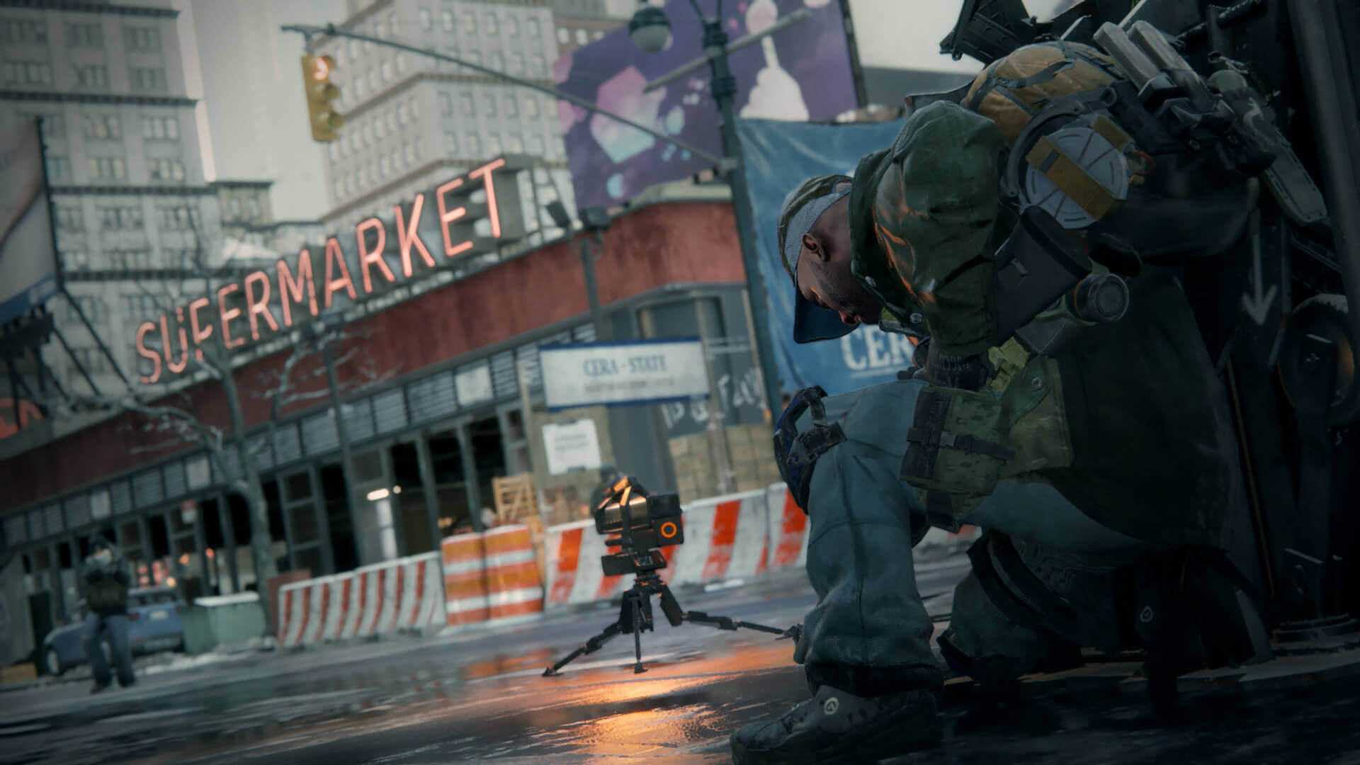 7 Tips For Surviving In The Division