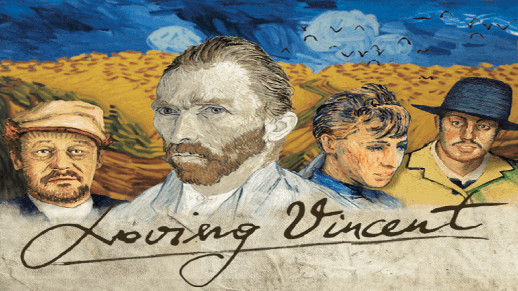 Loving Vincent: An Animated Film Through Oil Paint