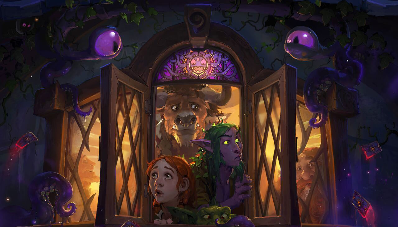 New Hearthstone Expansion: Whispers of the Old Gods Revealed