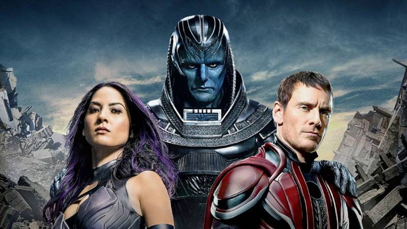 X-Men: Apocalypse is set to be the biggest movie the series has seen.