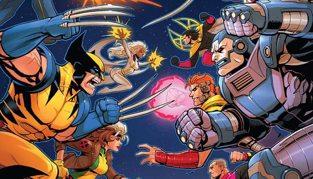 X-MEN '92 #1 Review