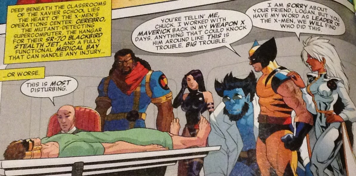 X-MEN '92 is packed with a lot of our favorite heros, many of whom do not often get to see the spotlight.