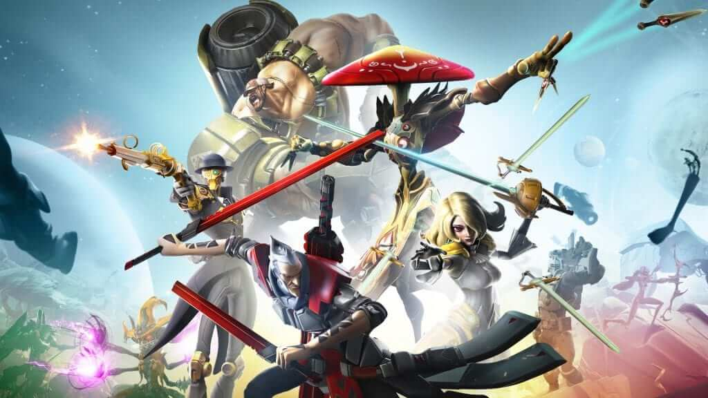Battleborn Story Trailer Released