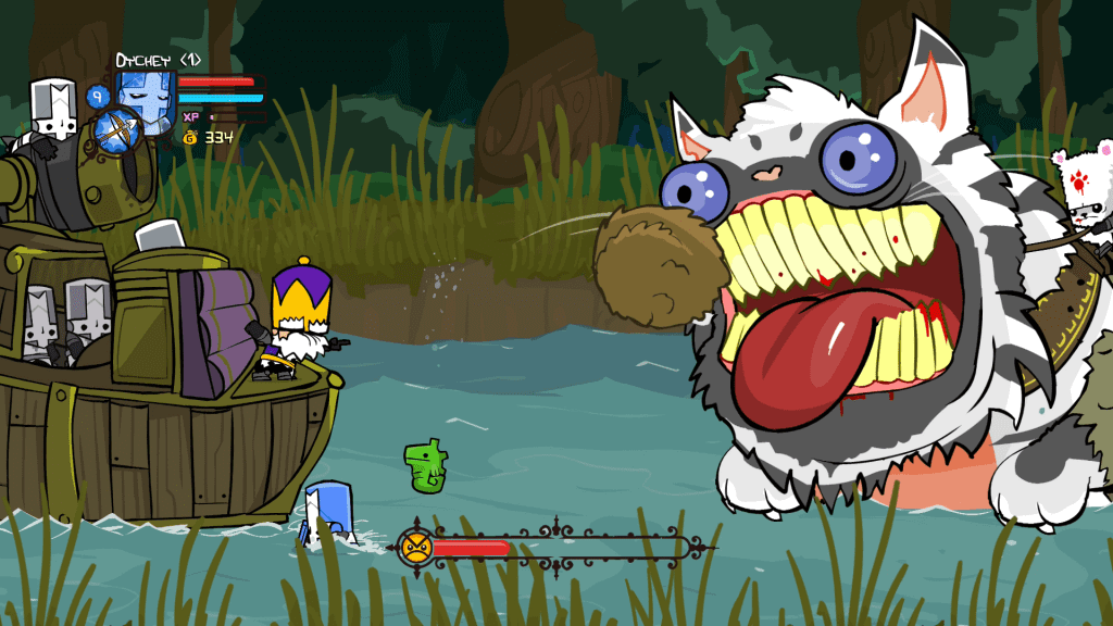 Win A Free Copy Of Castle Crashers Remastered!