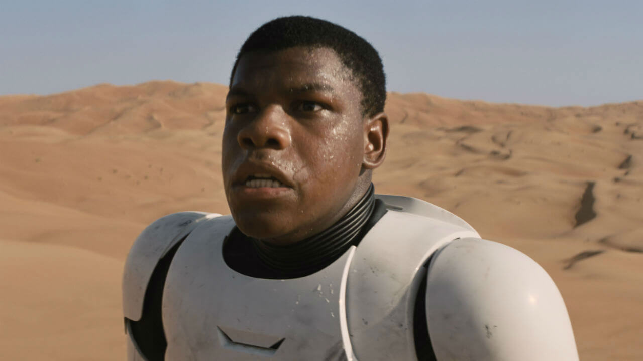 John Boyega Asks For Battlefront Story Mode
