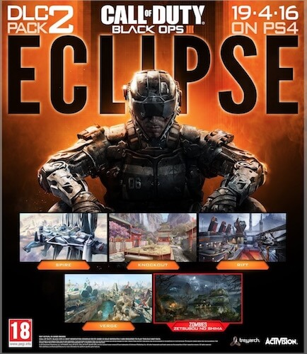 Black Ops # Eclipse DLC
