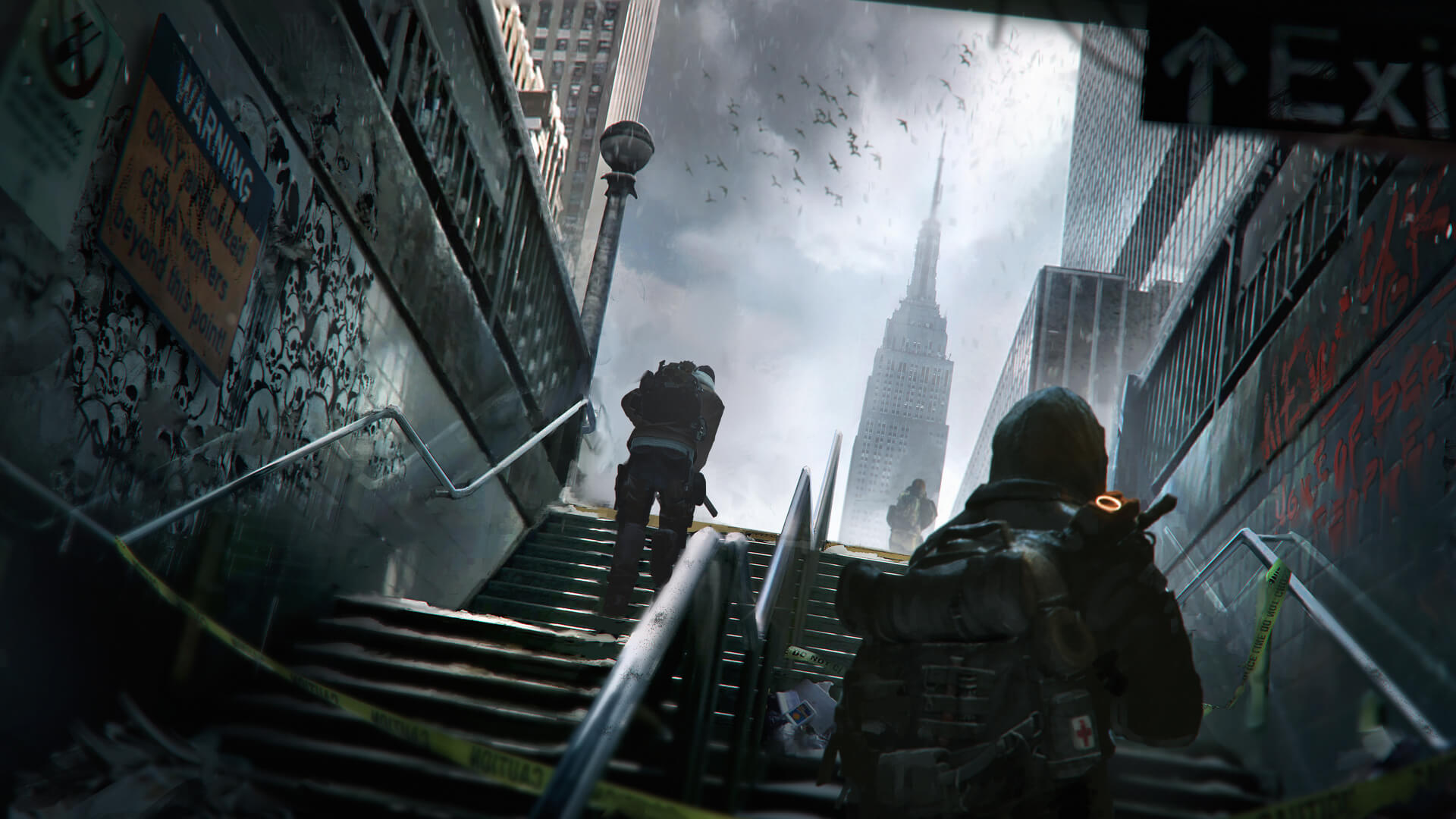 The Division Will Get New End-Game Content Soon