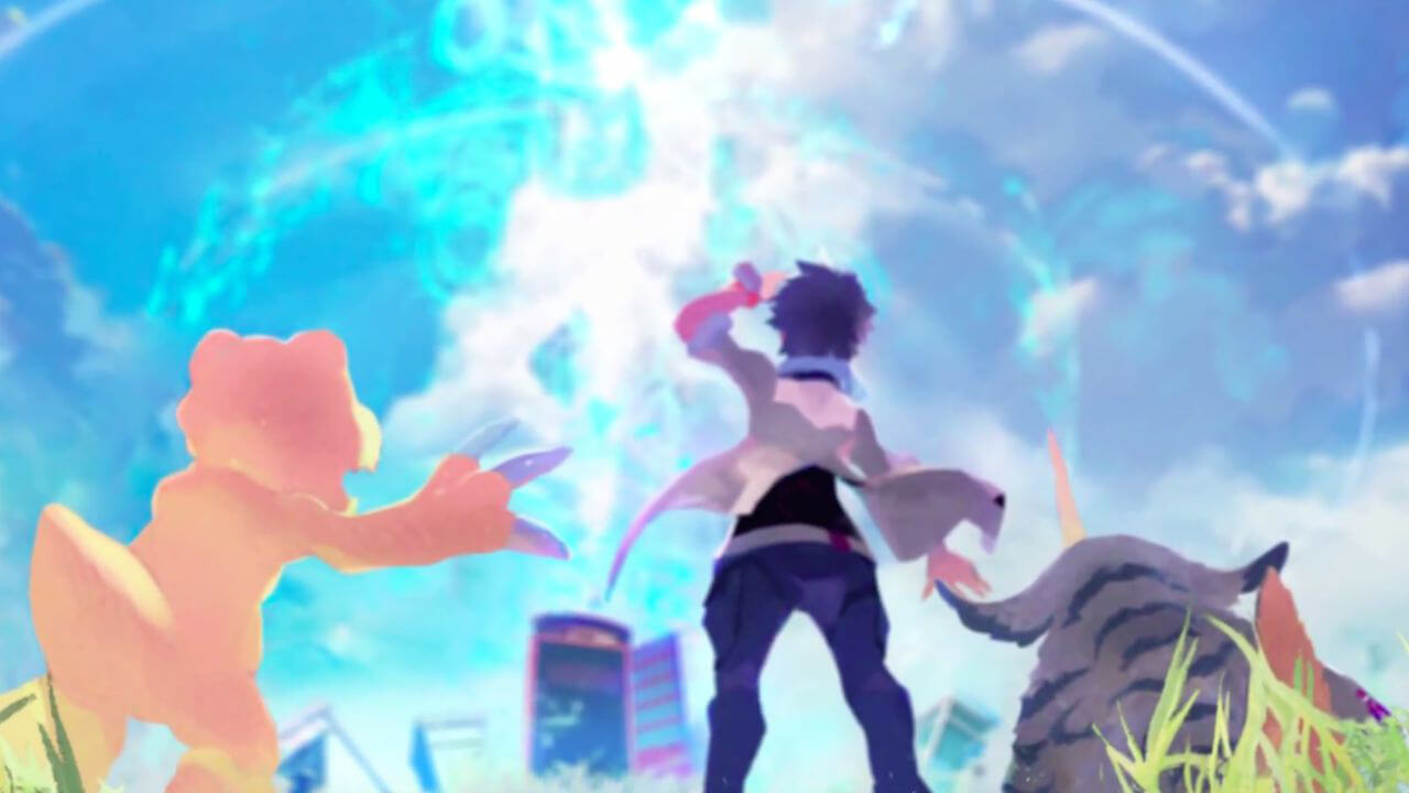 Digimon Story: Cyber Sleuth Getting Seven New Digimon