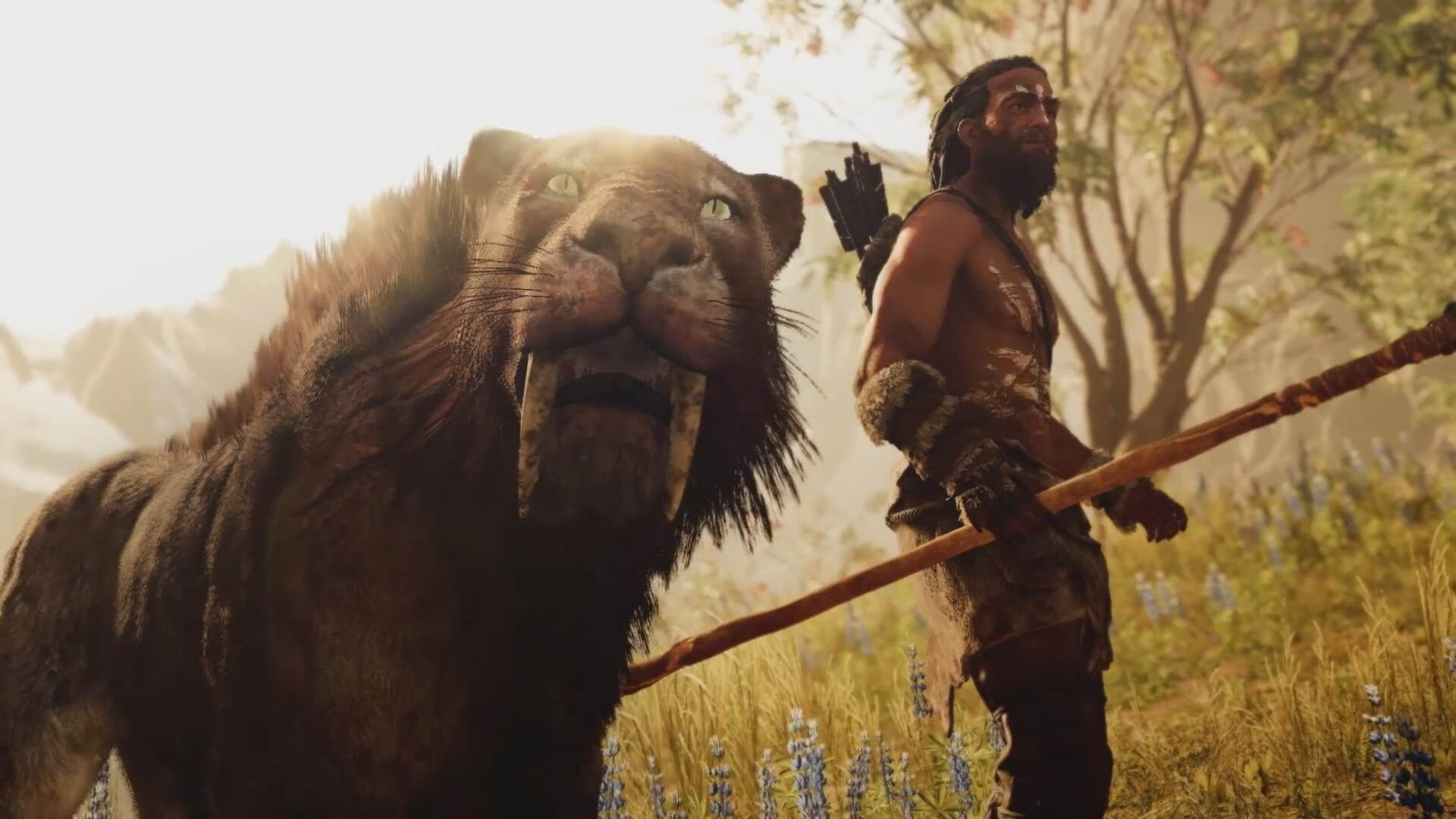 Far Cry Primal's Map Based Off Far Cry 4