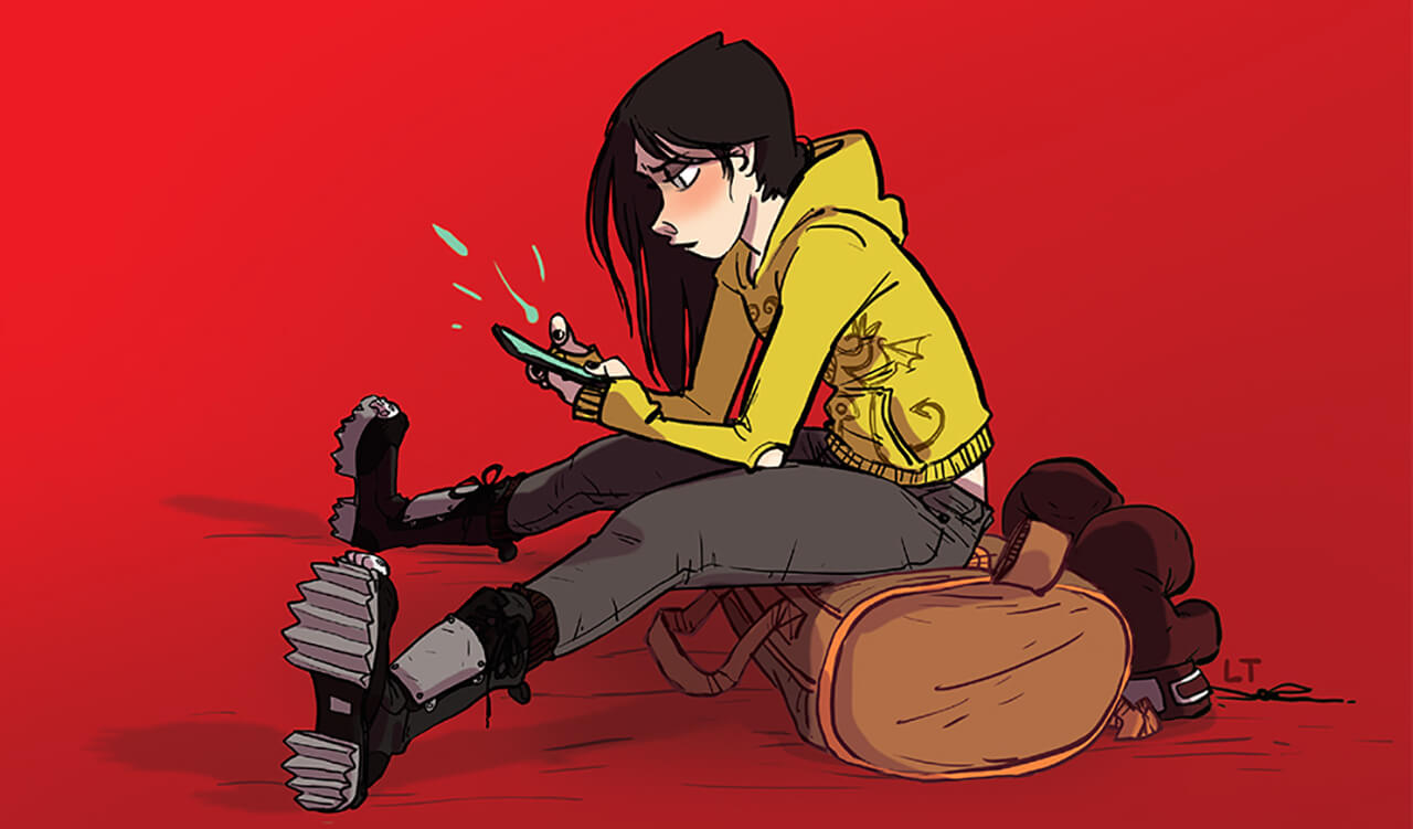 Giant Days #1 Review