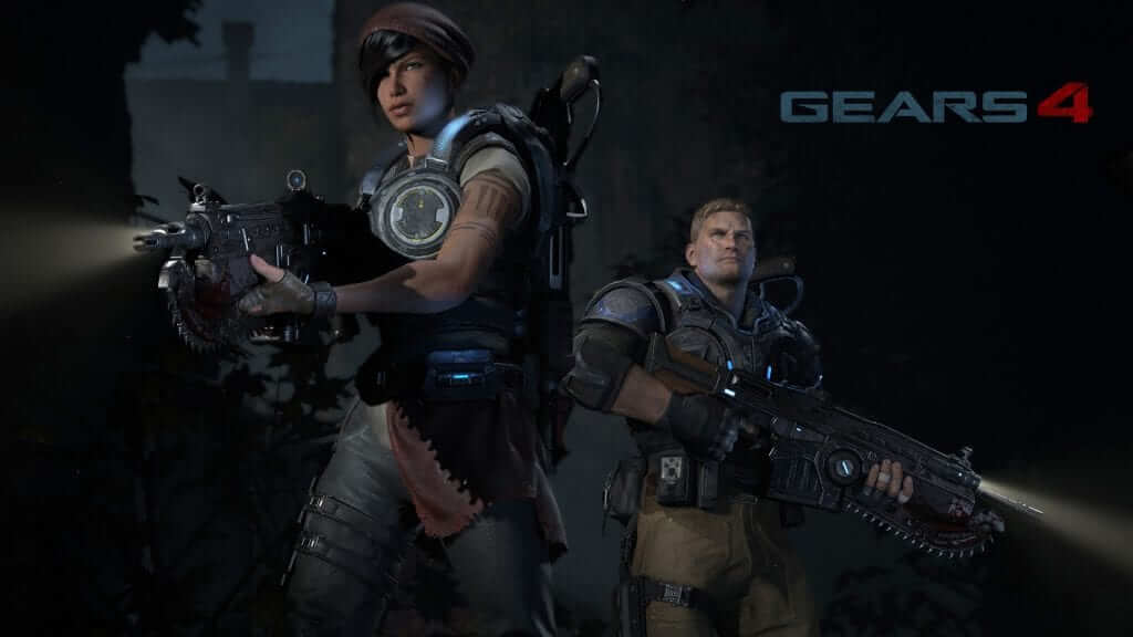 Gears of War 4 Multiplayer Beta Coming April 18th