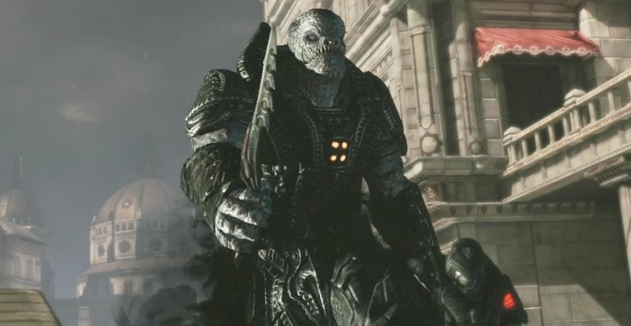 Killer Instinct - General Raam as he appeared in the first Gears of War.