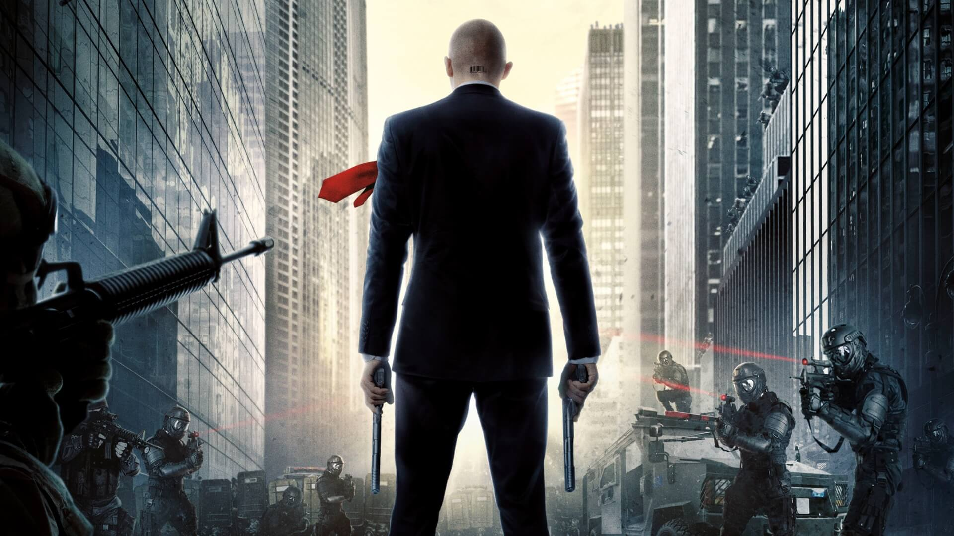 Hitman Recreated As A Real-Life Game