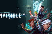 Invisible Inc. Coming To PS4 Next Month